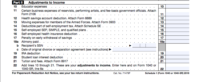 what is post tax income